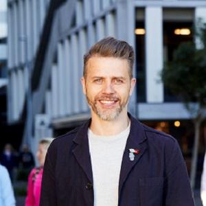 TTF TALKS to Seamus McCartney| Head of Creative Strategy, Lend Lease (November 2020)
